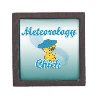 Meteorology Chick #3 Premium Gift Box