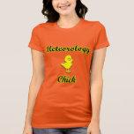 Meteorology Chick T Shirt