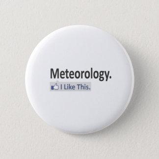 Meteorology...I Like This Pinback Button