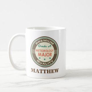 Meteorology Major Personalized Office Mug Gift