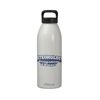 Meteorology – Occupation of Kings Water Bottle