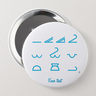 Meteorology Pinback Button