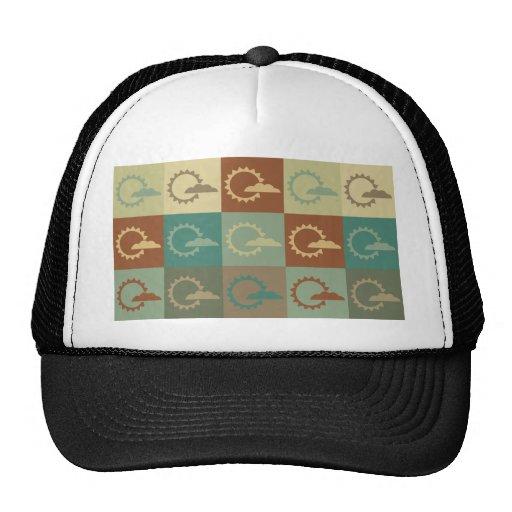 Meteorology Pop Art Trucker Hat
