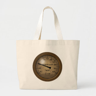 meter1 large tote bag