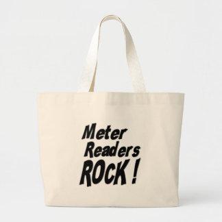 Meter Readers Rock! Tote Bag