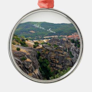Meterora, paisaje de Grecia Adorno