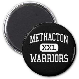Methacton - Warriors - High - Norristown 2 Inch Round Magnet