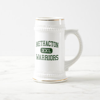 Methacton - Warriors - High - Norristown 18 Oz Beer Stein