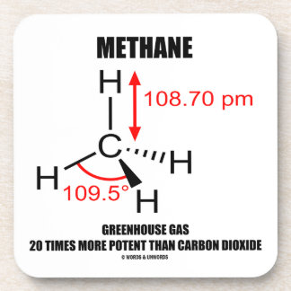 Methane Greenhouse Gas 20 Times More Potent Than Coasters