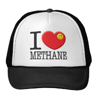 Methane Love Mesh Hats