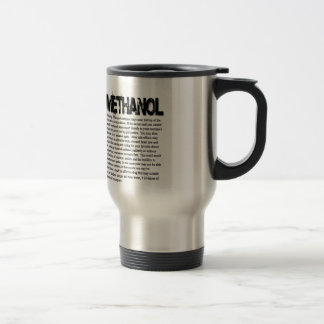 Methanol Revised Travel Mug