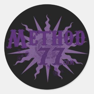 Method77 310 Stickers