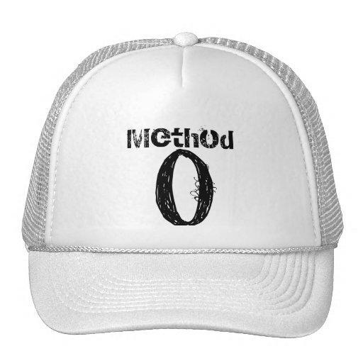 Method 0 mesh hats