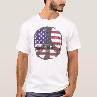 Method 77 USA Peace T-Shirt