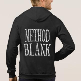 Method Blank Men's Hoodie Sleeveless