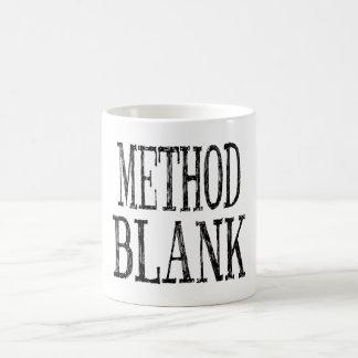 Method Blank Mug