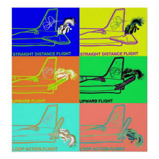 Method Of Flight Poster