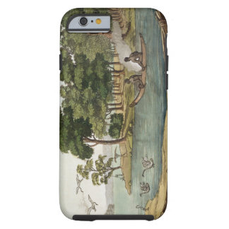 Method of Navigation in New Holland, engraved by F Tough iPhone 6 Case