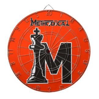 Methodical Dartboard