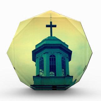Methodist Steeple Acrylic Award