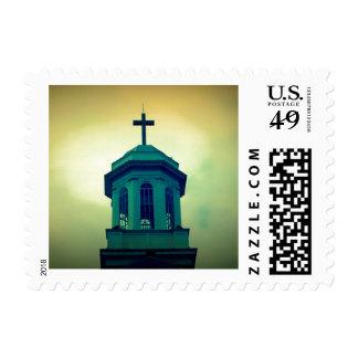 Methodist Steeple Postage