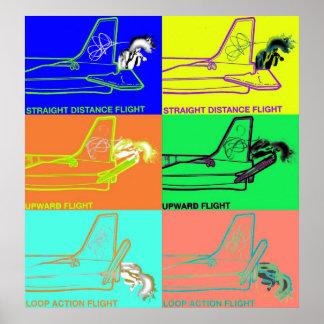 Methods Of Flight Posters