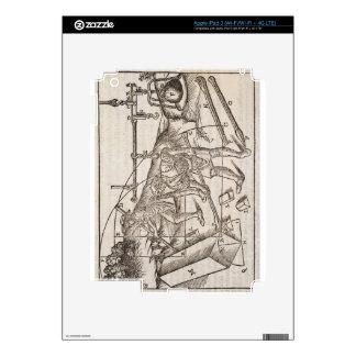 Methods of moving stone blocks, from 'Di Lucio Vit iPad 3 Decal
