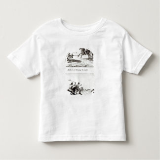 Methods of Throwing the Lasso and the Bolas Toddler T-shirt