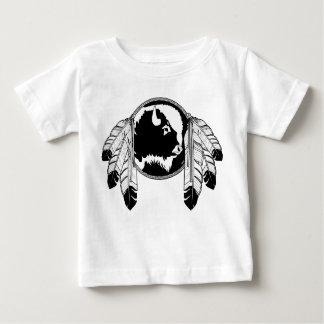 Metis Baby Shirts Native Wildlife Art Baby Shirt