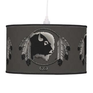 Metis Lamp Native Spirit Animal Wildlife Lamp Gift