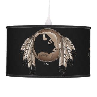 Metis Lamp Native Spirit Buffalo Wildlife Gifts