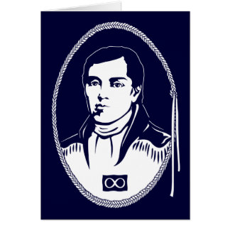 Metis Pride Cards Personalized Cuthbert Grant Card