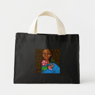 metissfleur mini tote bag