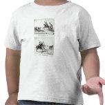 Métodos de lanzar el lazo y las boleadoras camiseta
