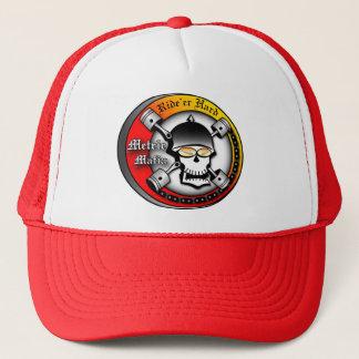 Metric Mafia -  rider hard! Trucker Hat