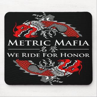 Metric Mafia - We Ride For Honor mousepad