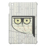 Metric Owl iPad Case