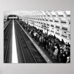 Metro B&W 11x14 Impresiones