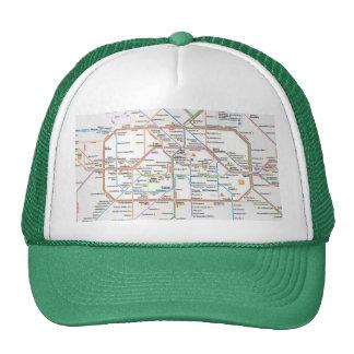 metro Berlín Gorro