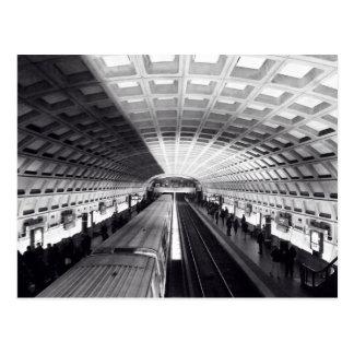 Metro DC postcard