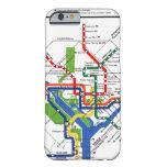 Metro de DC Funda Para iPhone 6 Barely There