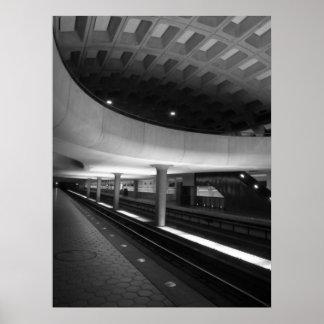 Metro de DC Posters
