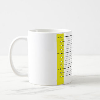metro de la taza