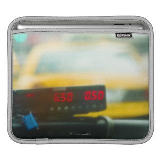 Metro de taxi manga de iPad
