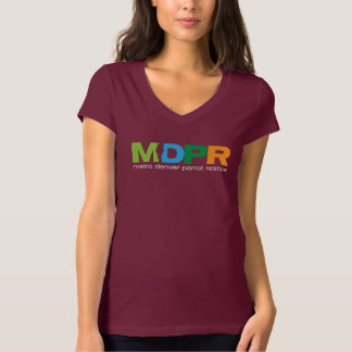 Metro Denver Parrot Rescue - Women's Tee