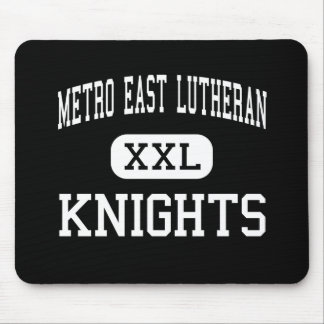 Metro East Lutheran - Knights - Edwardsville Mouse Pads