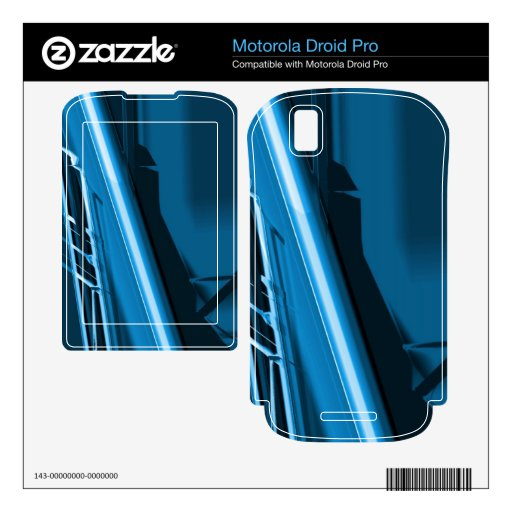 Metro Motorola Droid Pro Skin