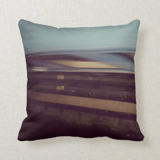 Metro MTL Throw Pillow