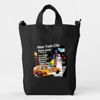 Metro New York City Duck Bag