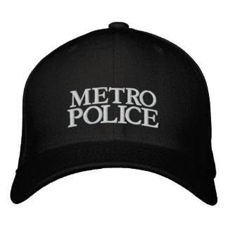 METRO, POLICÍA GORRA DE BÉISBOL